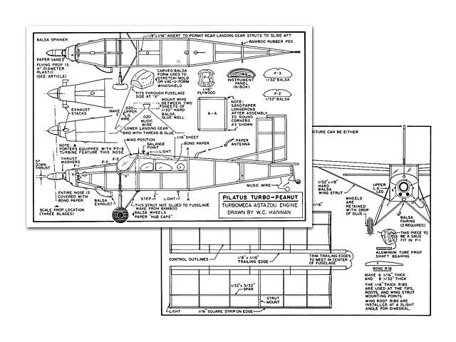 Pilatus Turbo-Peanut (oz12471) by Bill Hannan