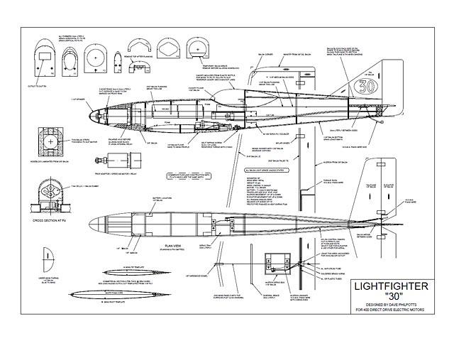 Light Fighter 30 - 12505