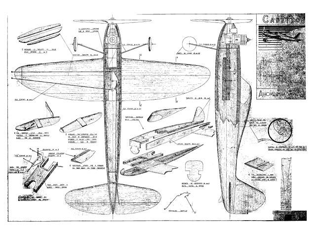 Cadetto (oz1265) from Aviominima 1951