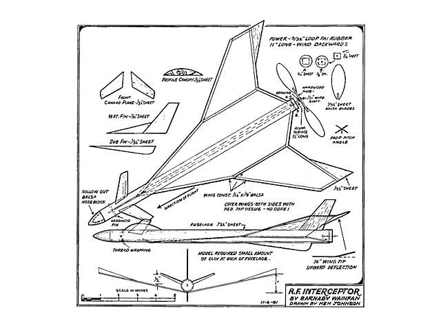 RF Interceptor - 12773