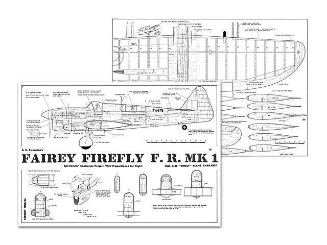 Fairey Firefly FR MkI - 12863