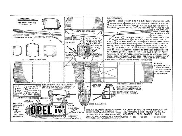 Opel RAK.1 - 12899