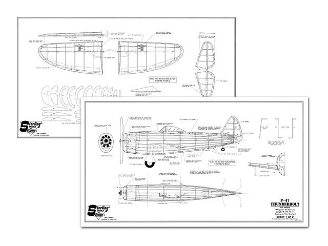 P-47 Thunderbolt - 12903