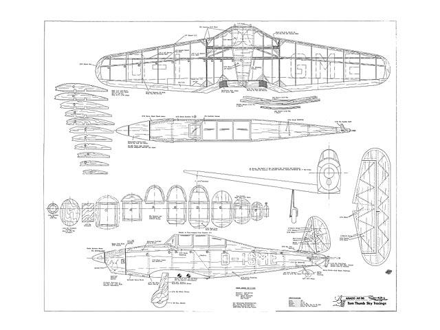 Arado Ar 96 - 12924