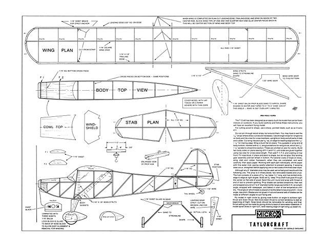 Taylorcraft - 13082