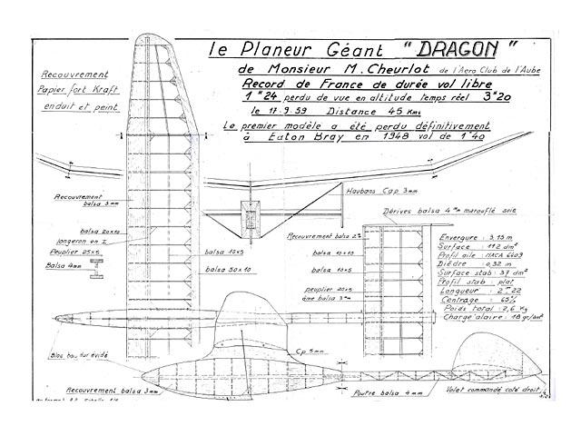 Geant Dragon - 13097
