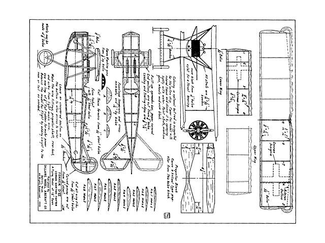 Fokker DVII - 13274