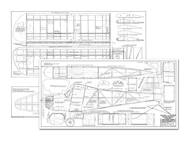Aeronca L-3 (oz13329) by Richard Say from Aero Plans n Parts