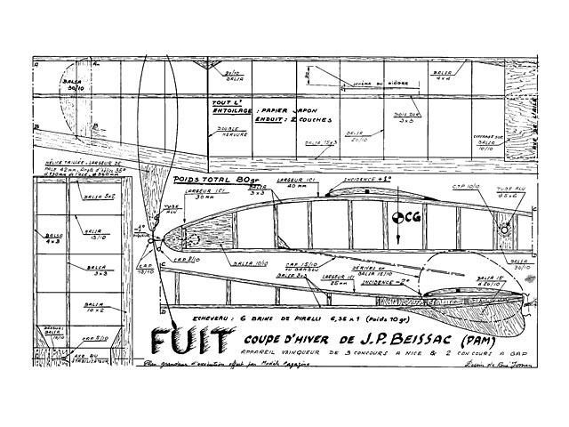 Fuit (oz13391) by Jean-Pierre Beissac from Modele Magazine 1957