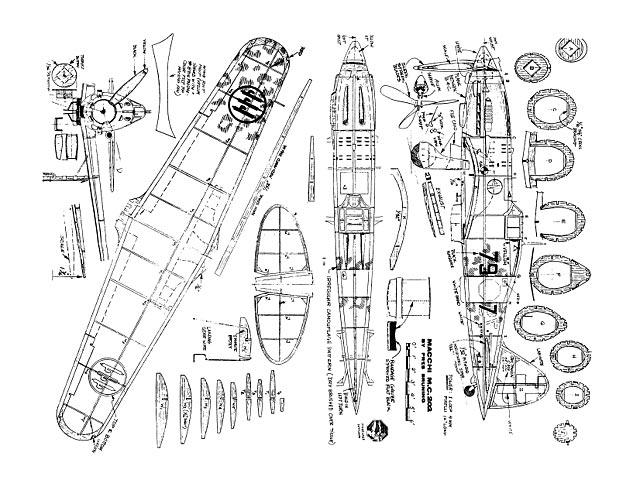 Macchi 202 (oz1421) by Pres Bruning