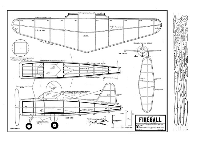 Ryan Fireball (oz1433) by Powers Lefebvre from Continental