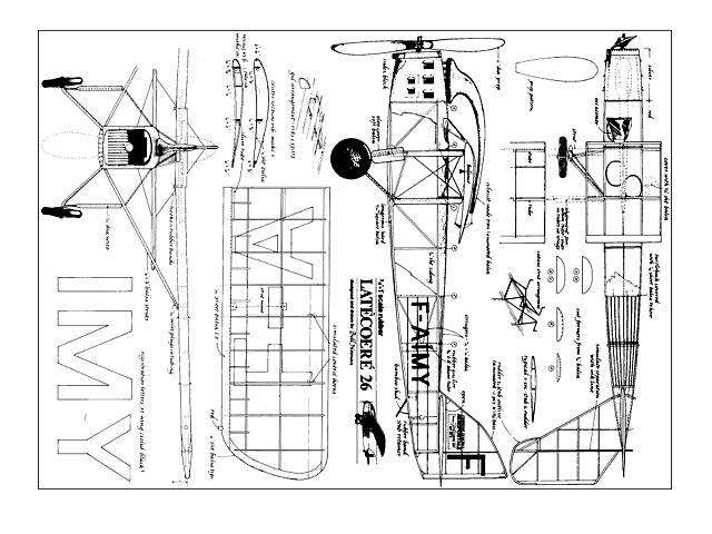 Latécoère 26 - plan thumbnail image
