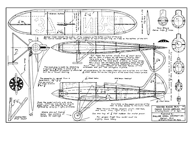 Howard Pete (oz1520) from Dallaire Models 1934