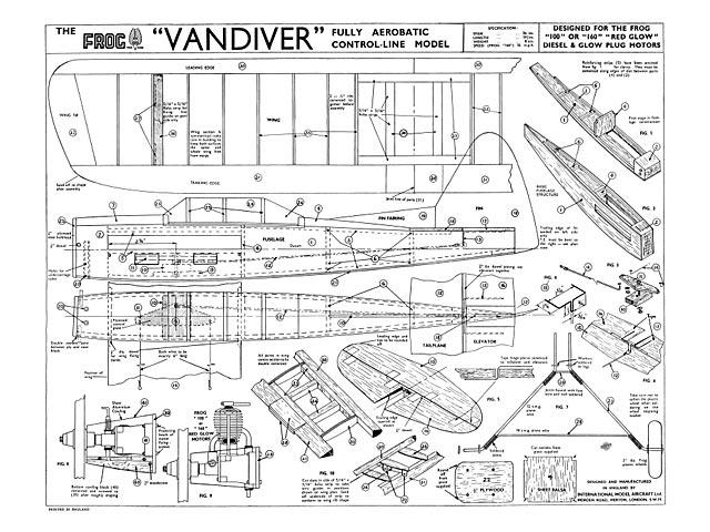 Vandiver - plan thumbnail image