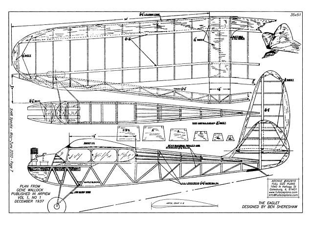 Eaglet - plan thumbnail image