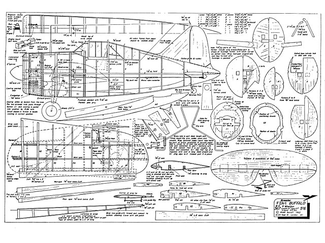 Brewster Buffalo - plan thumbnail image