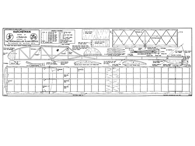 Hatchetman - plan thumbnail image