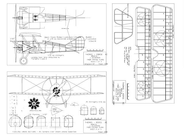 Thomas Morse S4C (oz1851) by Jim Wilkerson