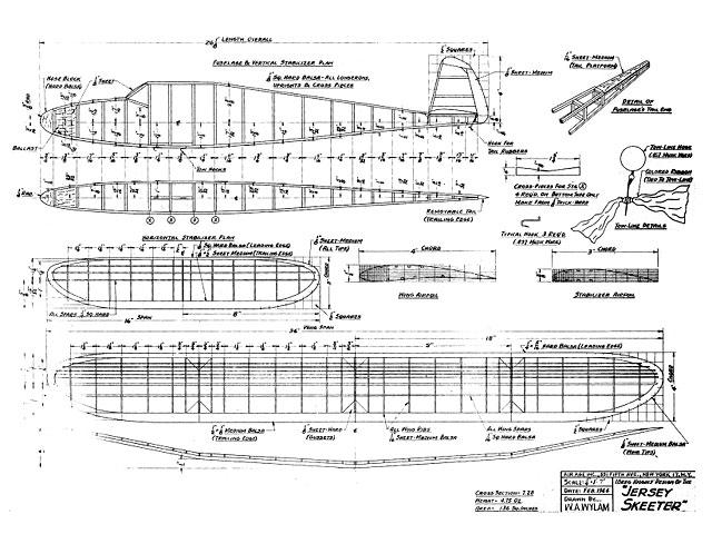 Jersey Skeeter - plan thumbnail image
