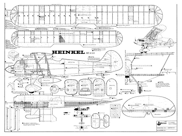 Heinkel he 51 a 1 plan free download outerzone for Plan 51