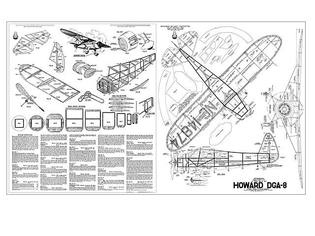 Howard DGA-8 - plan thumbnail image