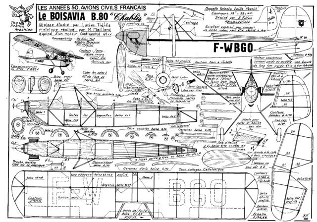 Boisavia B80 (oz2170) by Emmanuel Fillon 1984