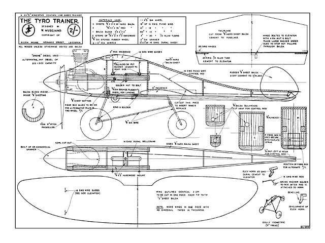 Tyro Trainer - plan thumbnail image