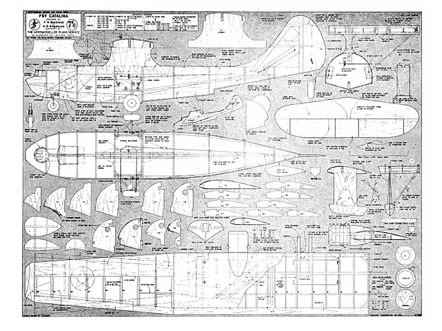Consolidated Catalina Plan Free Download Outerzone