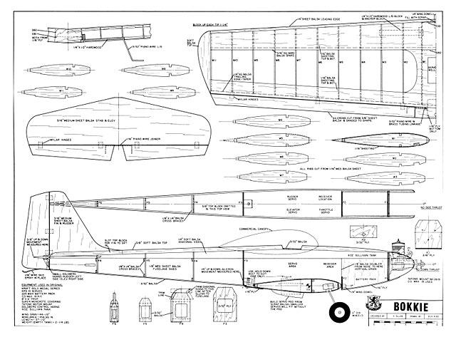 Bokkie - plan thumbnail image