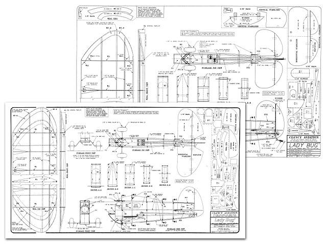 Lady Bug Plans Download Pdfbitmap 894kb Clancy