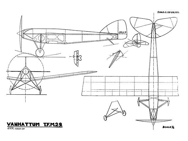 T.F.M.29 Jolly (oz2381) by J Van Hattum 1929