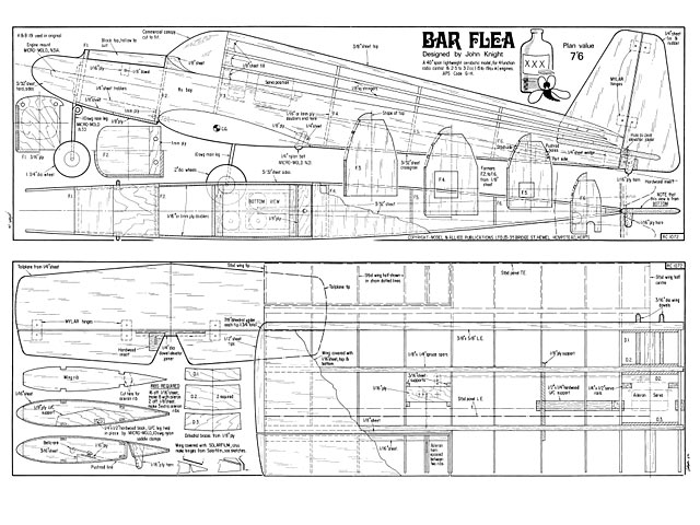 Bar Flea - plan thumbnail image