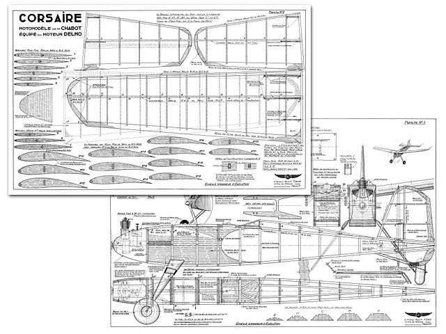 Corsaire - plan thumbnail image
