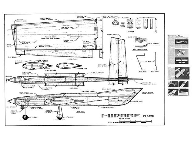 1/2A Mirage - plan thumbnail image