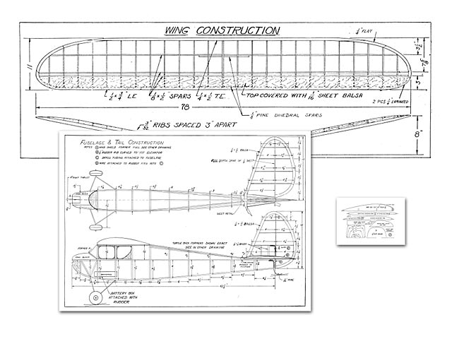 Long Cabin - plan thumbnail image