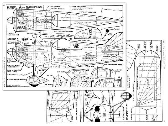 Pitts Special - plan thumbnail image