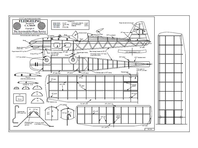 Fledgeling - plan thumbnail image