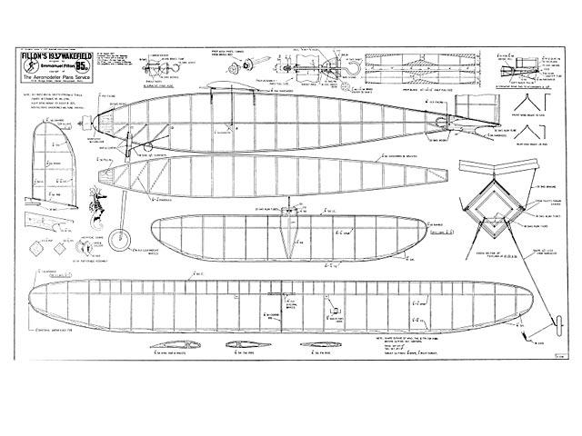 1937 Wakefield - plan thumbnail image