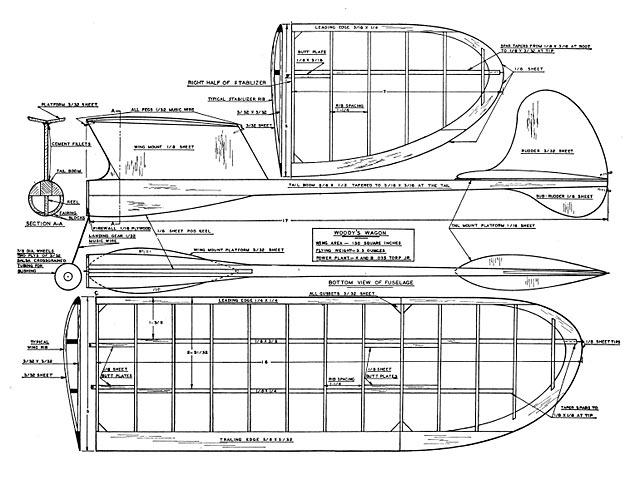 Woodys Wagon - plan thumbnail image