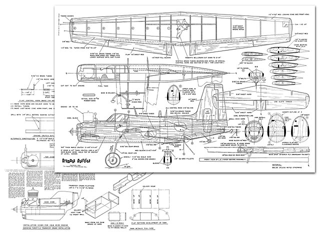 Grumman Guardian - plan thumbnail image