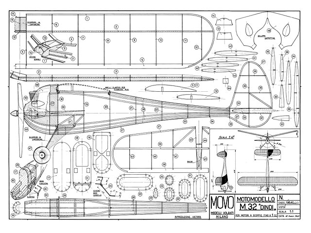 M-32 Dindi - plan thumbnail image
