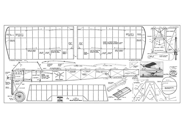 Cessna 1911 Plan Free Download Outerzone