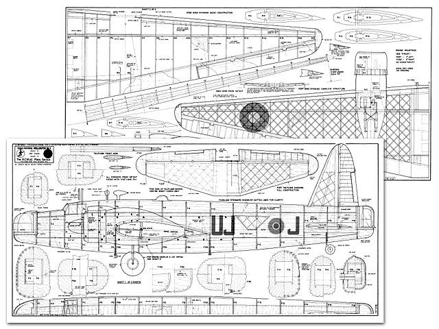 Wellington MkX - plan thumbnail image