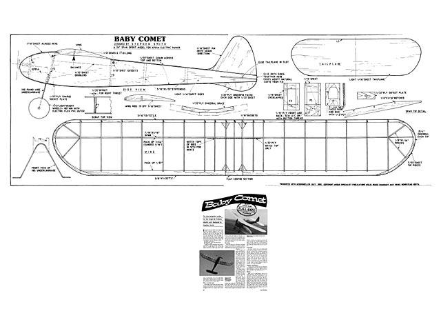 Baby Comet - plan thumbnail image