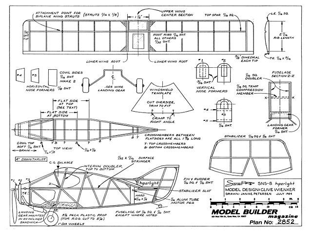Sorrell Hiperlight - plan thumbnail image