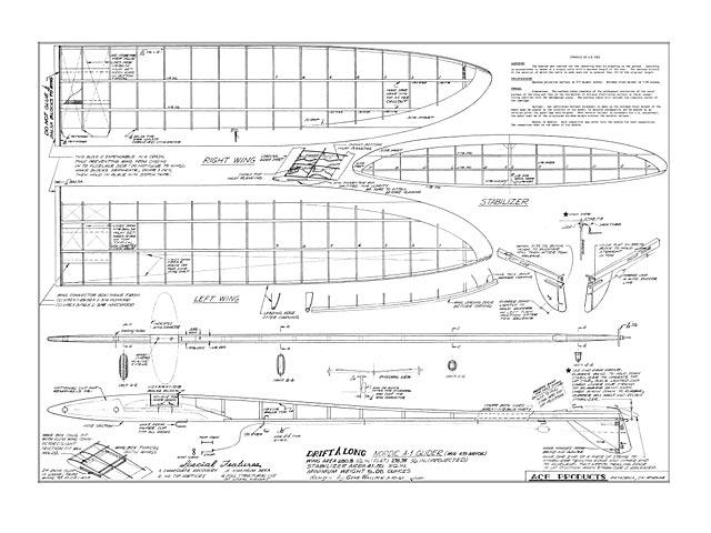 Drift Along (oz3041) by Gene Wallock from Ace 1961