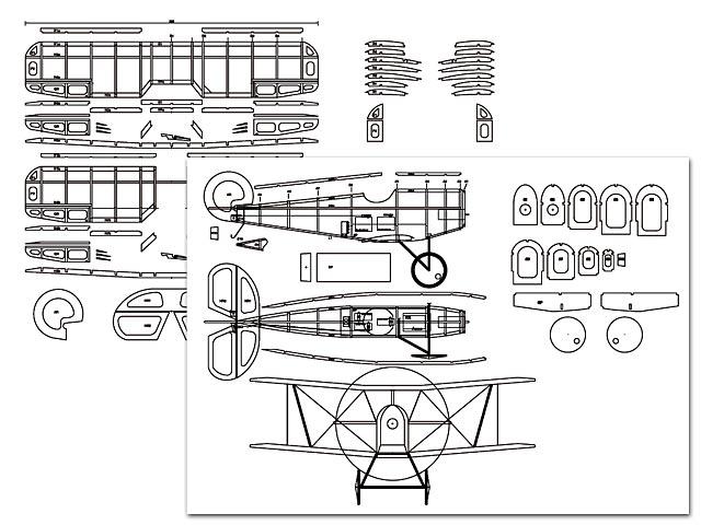 Avro 534 (oz3058) by Arno Diemer