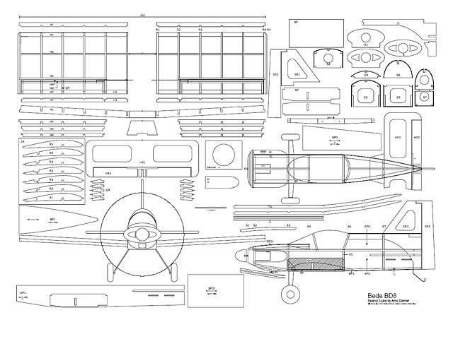 Bede BD-8 (oz3059) by Arno Diemer