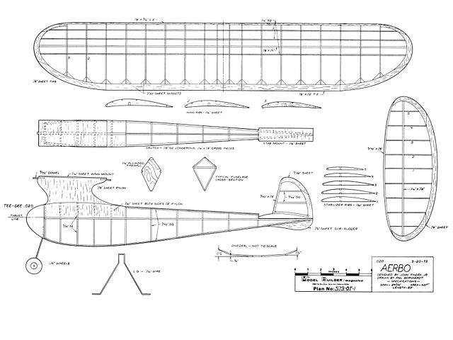Aerbo (oz3063) by Phil Bernhardt from Model Builder 1973