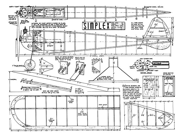 Simplex plan - Free download - Outerzone